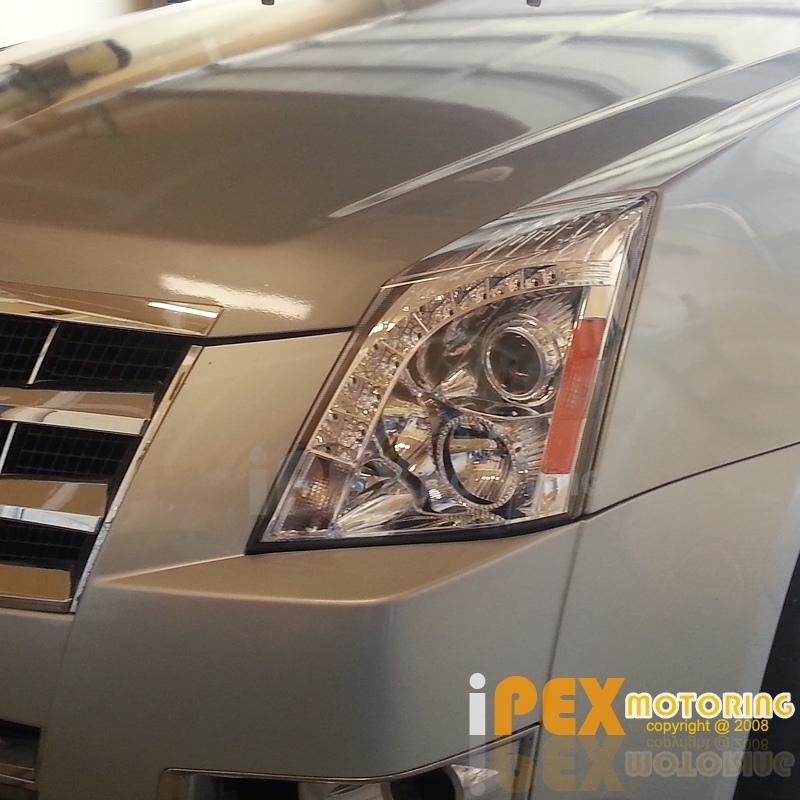 2008-2013 Cadillac CTS CT-S BRIGHTEST [LED DRL Bar