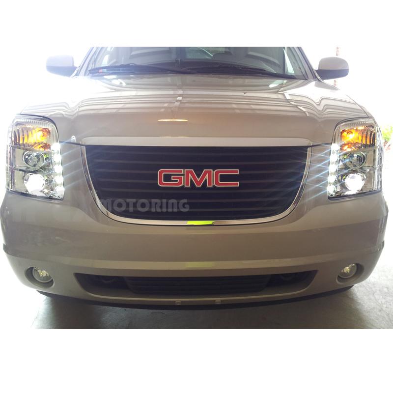 Gmc 2500 Yukon Xl: 2007-2014 GMC Yukon XL 1500 2500 Denali Brightest LED