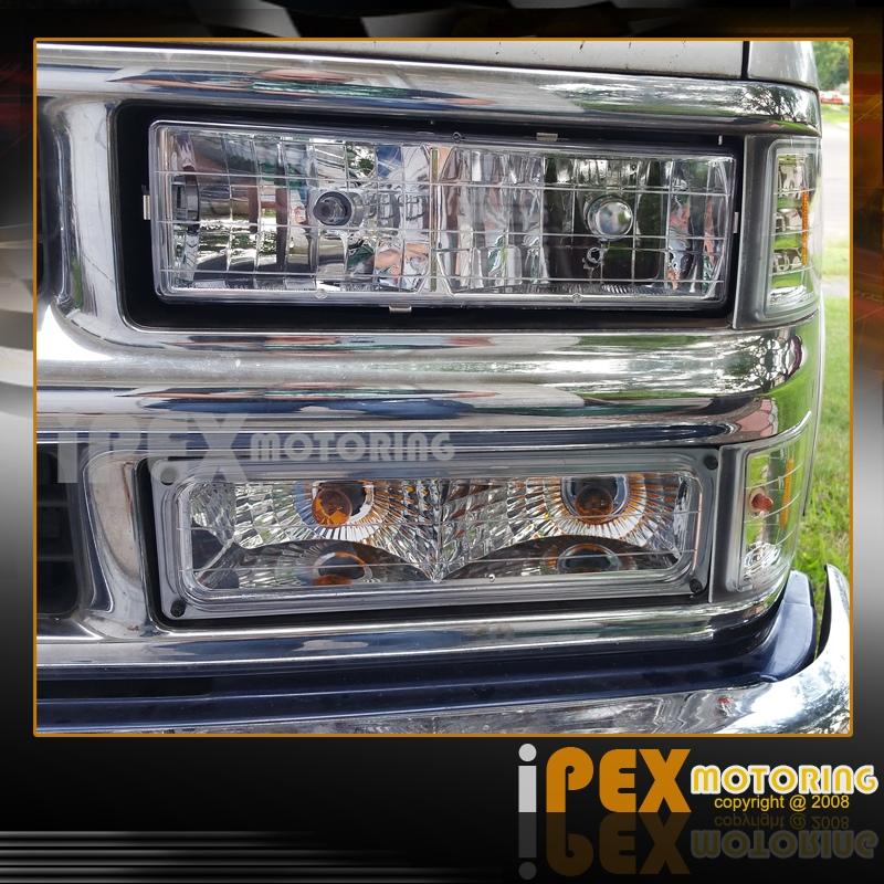 1988 1998 chevy silverado suburban tahoe sierra chrome - 1997 chevy silverado interior parts ...