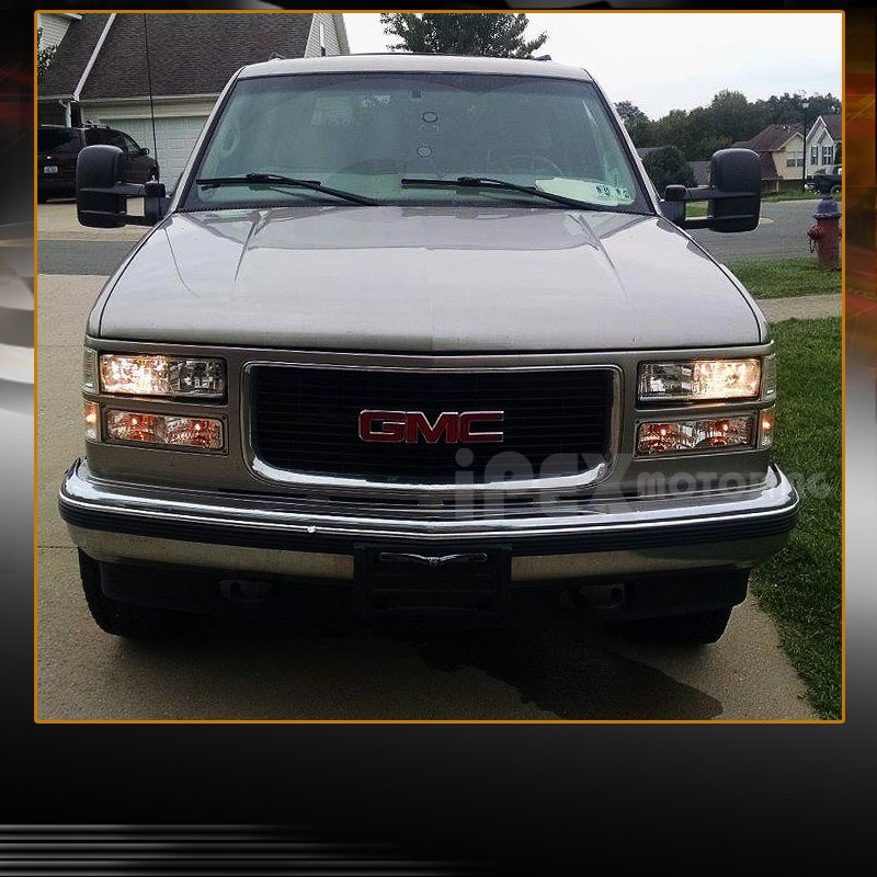 1994-1998 Chevy Silverado Tahoe C1500 C2500 K1500 Chrome