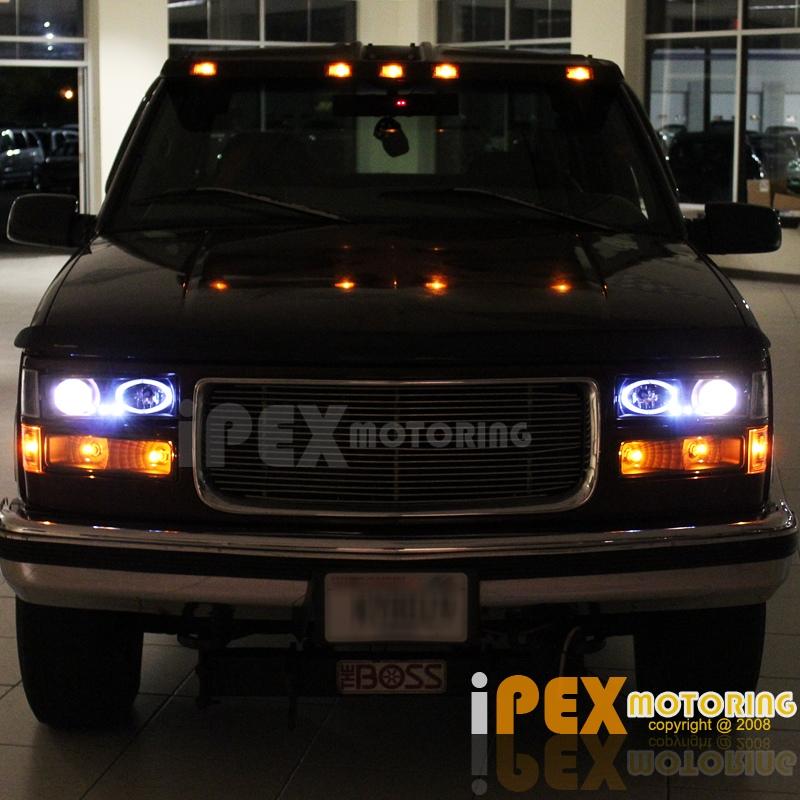 98 sierra headlights