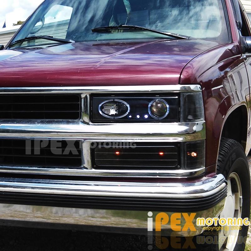1989 Chevy Silverado Headlights