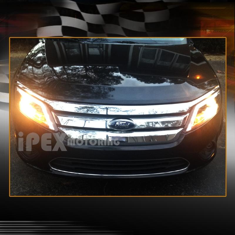 2010 2011 2012 Ford Fusion S Se Sel Ultra Led Drl Bar