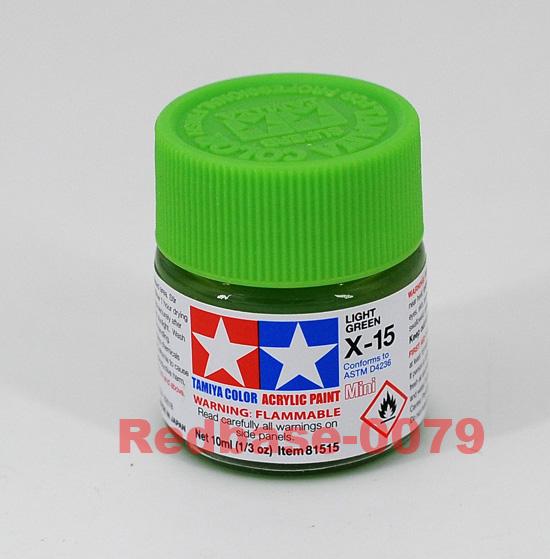 Tamiya-Model-Color-Acrylic-Mini-Paint-10ml-X-1-X-35-81501-81535-Gloss-series