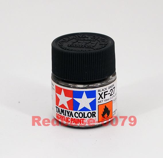 Tamiya-Model-Color-Acrylic-Mini-Paint-10ml-XF-1-XF-85-81701-81785-Flat-Matt