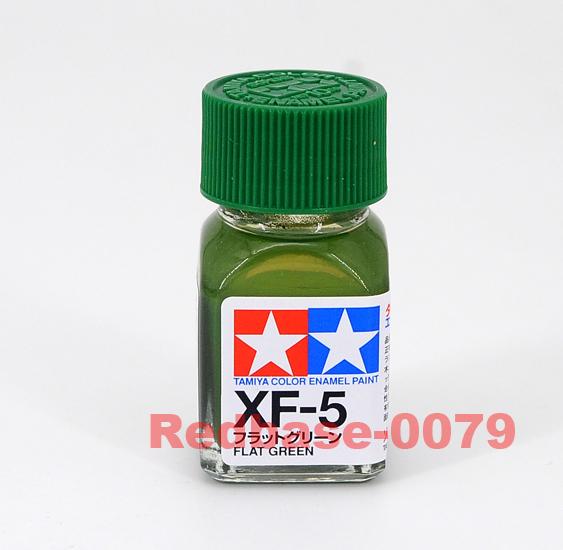 Tamiya-Model-Color-Enamel-Paint-10ml-XF-1-XF-85-80301-80385-Flat-Matt-series