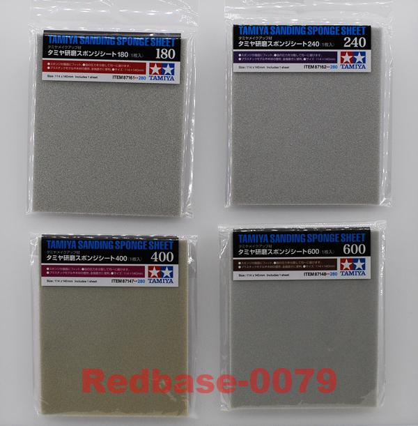 Tamiya-Sanding-Sponge-Sheet-Fine-Coarse-180-240-400-600-1000-1500-2000-3000