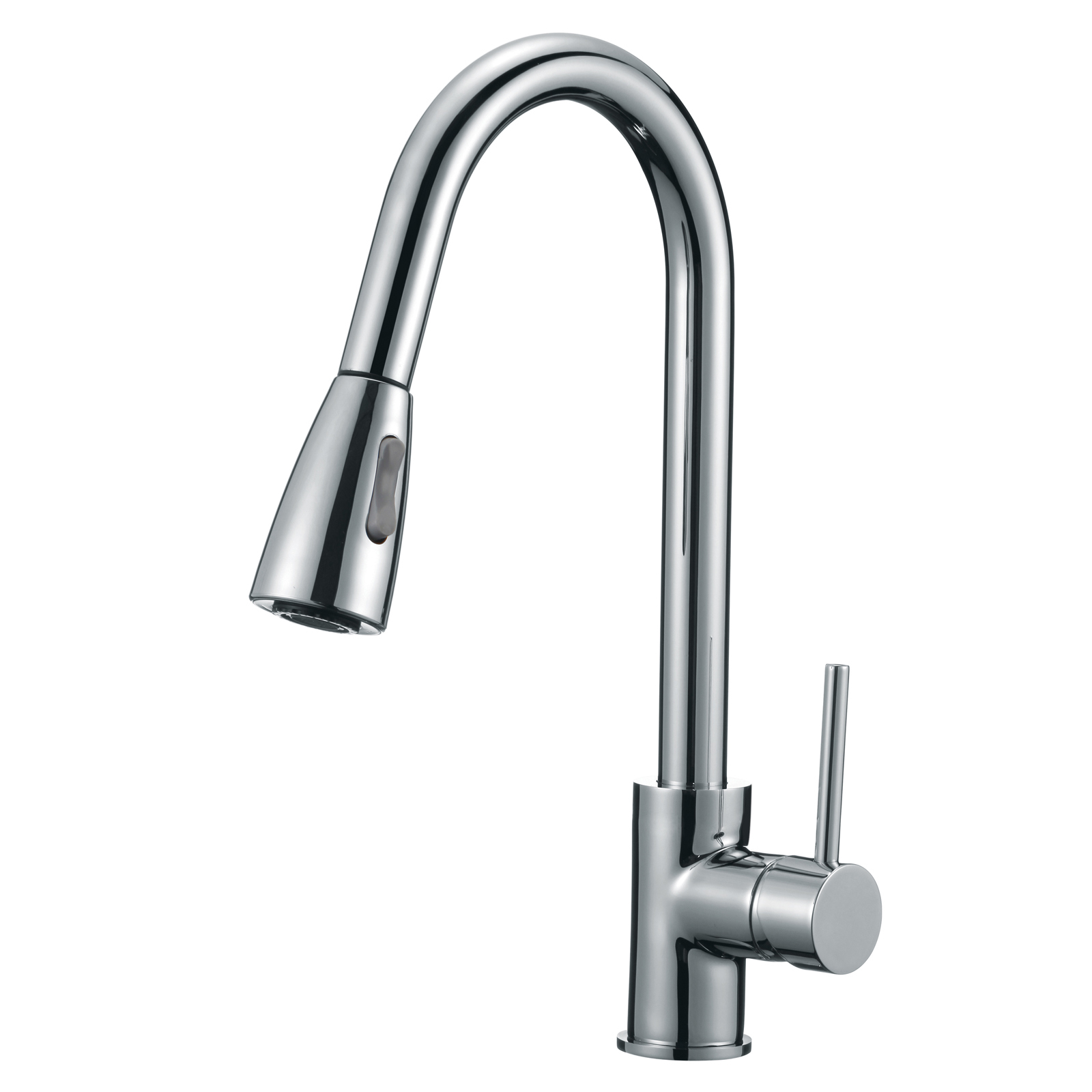 single hole kitchen sink faucet 16 quot pull kitchen amp bar sink faucet one 25662