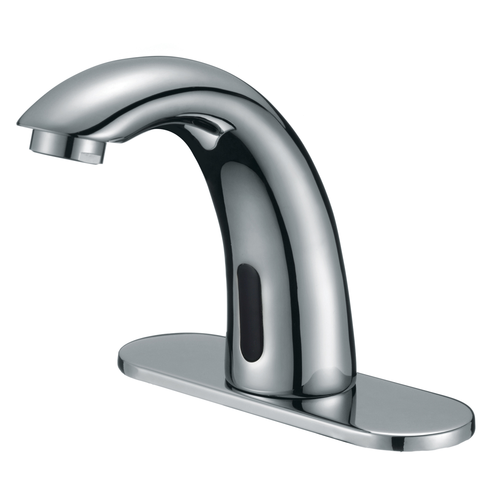 Touchless Bathroom Sink Faucet Commercial Hands Free Tap