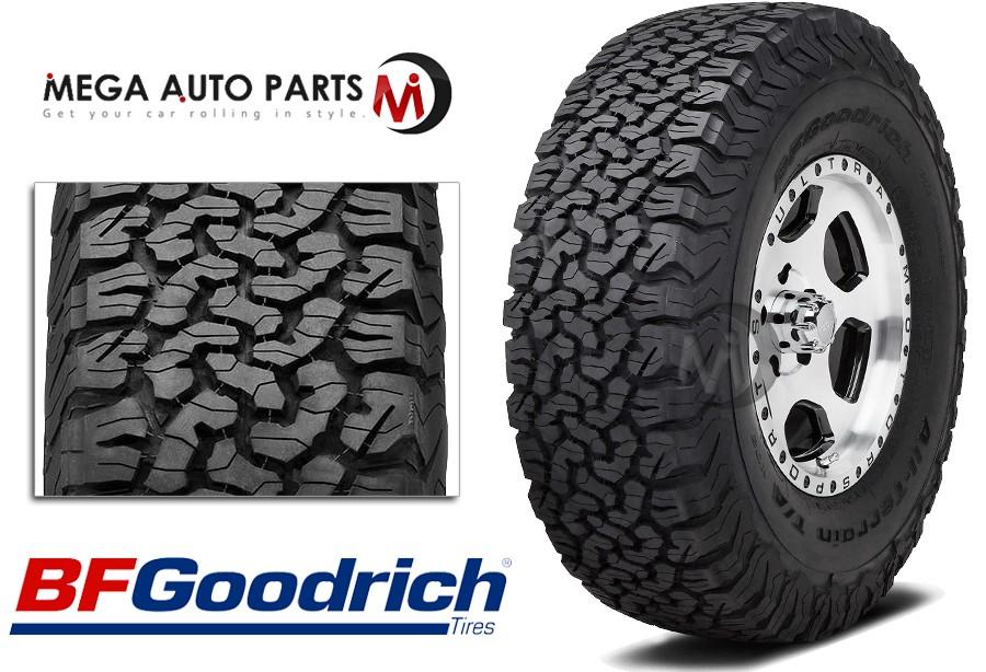Bf Goodrich At >> Details About 1 Bf Goodrich All Terrain T A Ko2 Lt215 75r15 100 97s C Tires