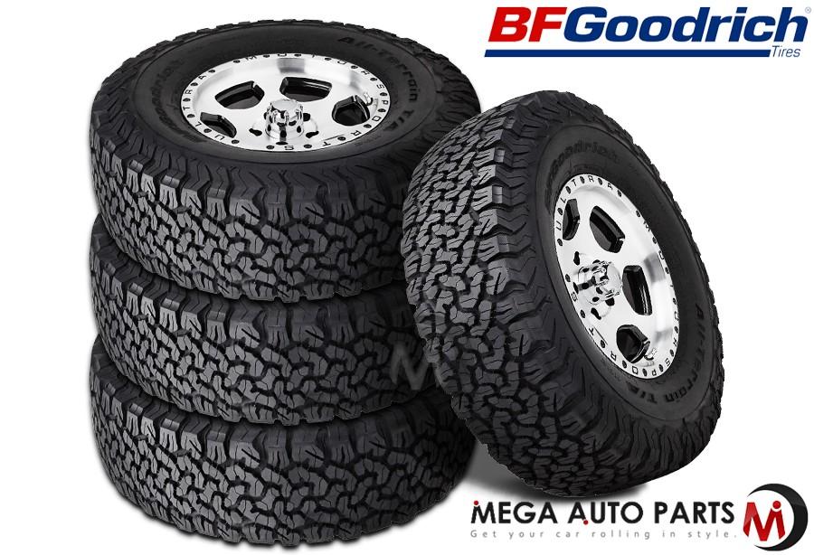 Bf Goodrich At >> Details About 4 Bfgoodrich All Terrain T A Ko2 Lt275 70r18 125 122r 10 E Truck Suv 3pmsf Tires