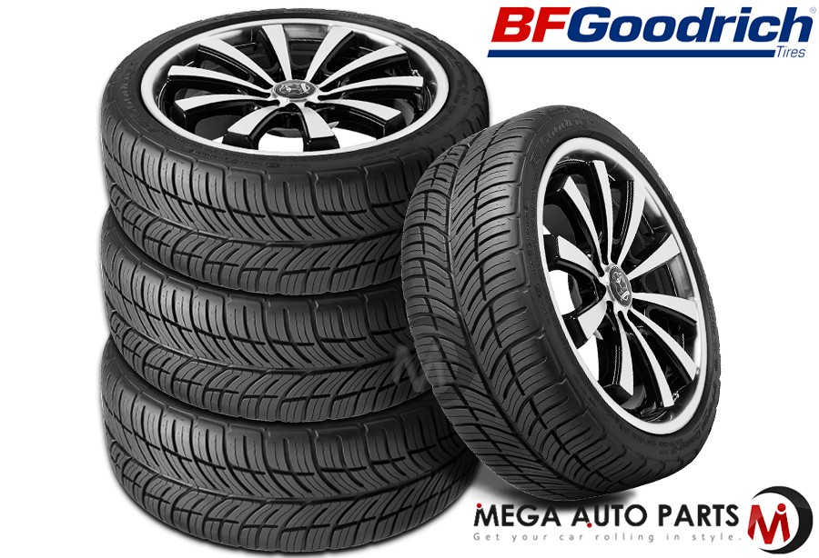 G Force Comp 2 A S >> Details About 4 Bfgoodrich G Force Comp 2 A S 245 45zr19 98w All Season High Performance Tires
