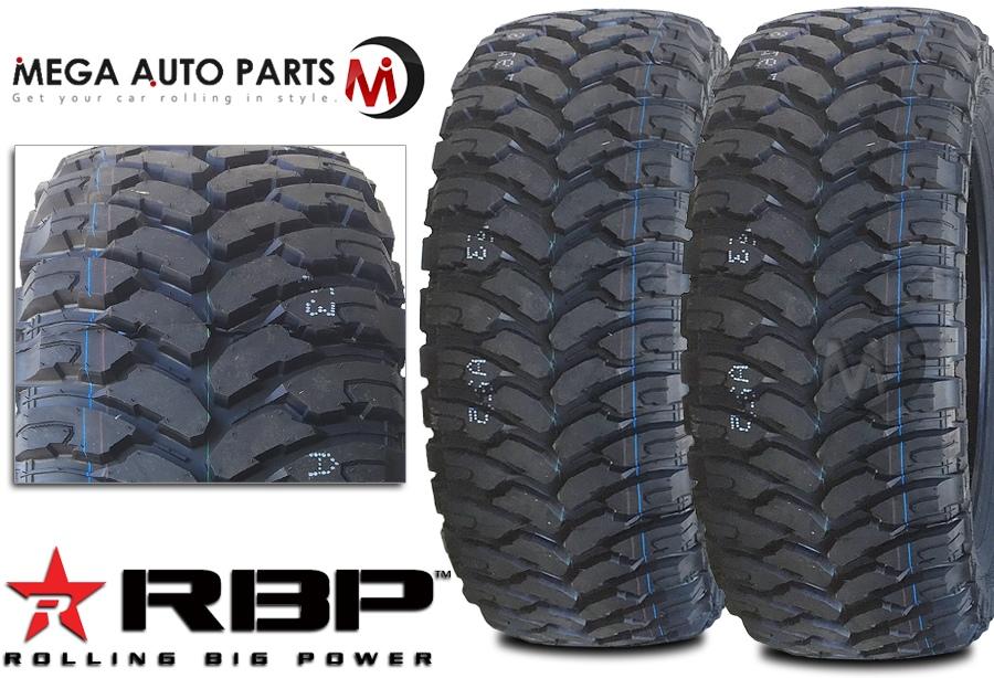 35X12.50R20 121Q RBP Repulsor M//T All-Terrain Radial Tire