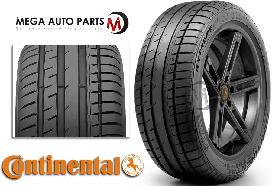 Continental Extremecontact Dw >> Details About 1 New Continental Extremecontact Dw 245 35zr21 96y Xl Tires