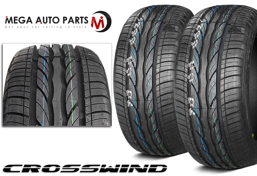 2 x new crosswind a s 225 50r17 98w xl value all season high performance tires ebay. Black Bedroom Furniture Sets. Home Design Ideas