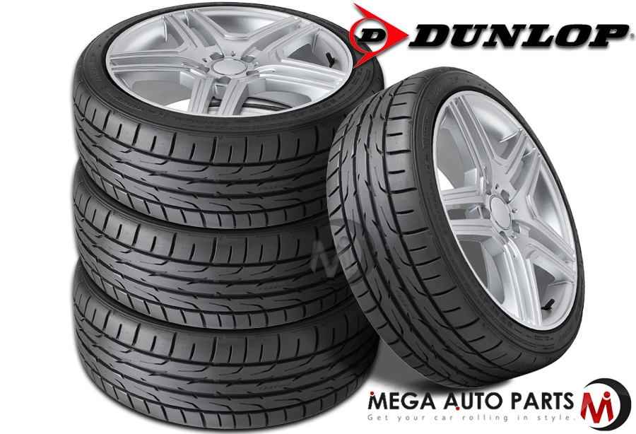 Dunlop Direzza Dz102 Review >> Details About 4 New Dunlop Direzza Dz102 245 35zr20 95w Xl Sport Performance Tires