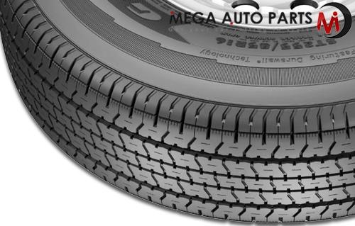 Goodyear Endurance Trailer Tire St225 75r15 117n Goodyear Tire