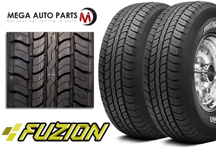 2 x fuzion suv by bridgestone 24565r17 107t owl all season fuzion is made by bridgestone firestone bfs and is positioned as their inexpensive associate brand the idea for another brand inside bfs came from the publicscrutiny Gallery