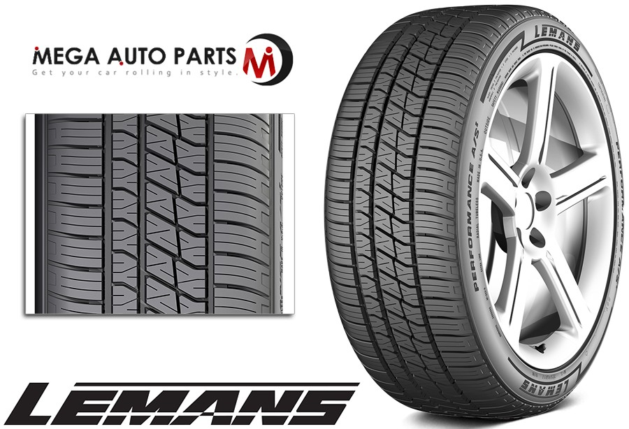 Tires Made In Usa >> Details About 1 Lemans Performance As Ii 235 45r17 97w Bw Performance Tire Made In Usa