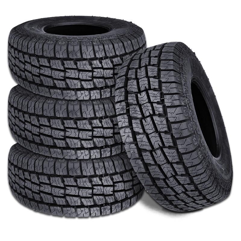 All Terrain Truck Tires >> Details About 4 Lionhart Lionclaw Atx2 235 85r16 120 116q All Season All Terrain Truck Tires