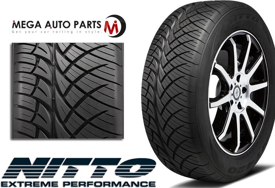 Nitto NT420S All-Season Tire 275//60R17 110V