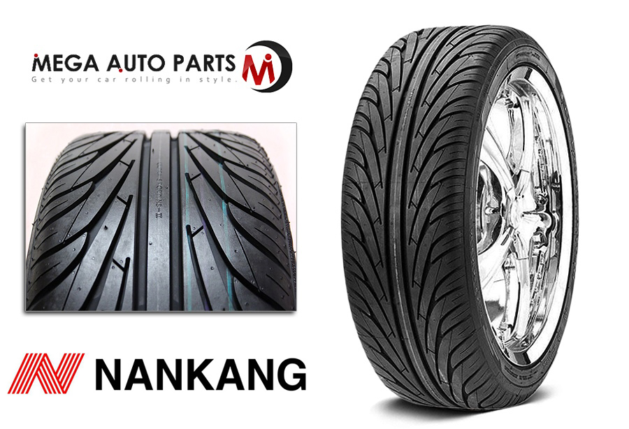 1 new nankang ns ii ultra sport 285 30r18 93h all season high performance tires ebay. Black Bedroom Furniture Sets. Home Design Ideas