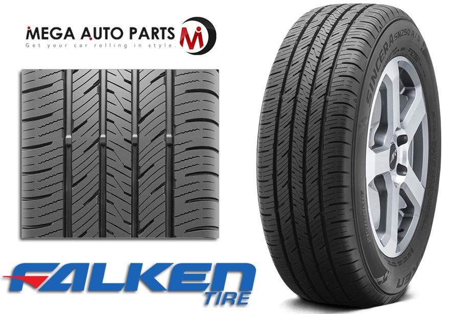 Falken Sincera SN250 A//S All-Season Radial Tire 175//65R15 84T