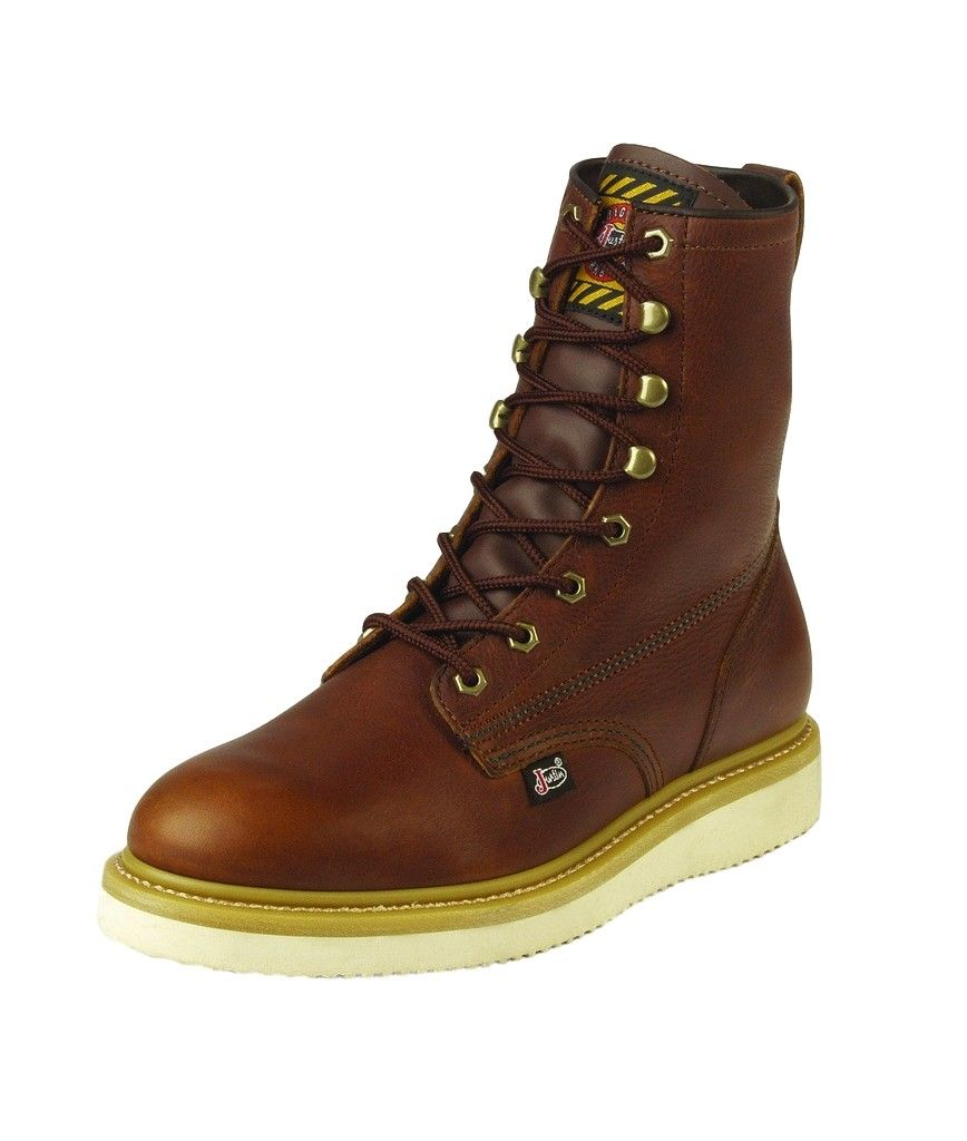 Justin Work Boots On Shoppinder