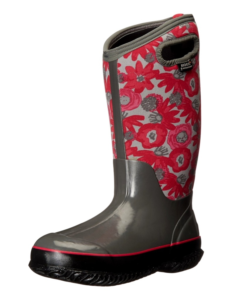 Bogs Boots Womens Classic Watercolor Wp Insulated Tall