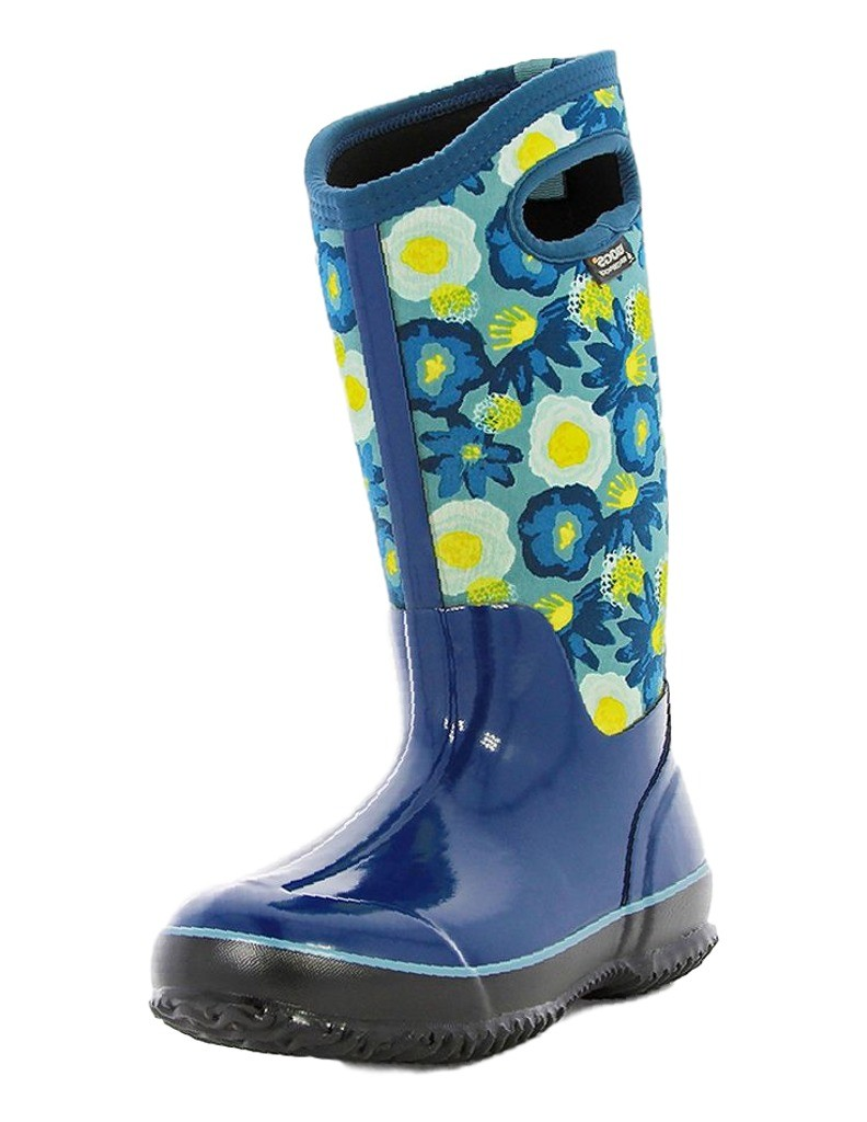 Bogs Boots Womens Classic Watercolor WP Insulated Tall 71787