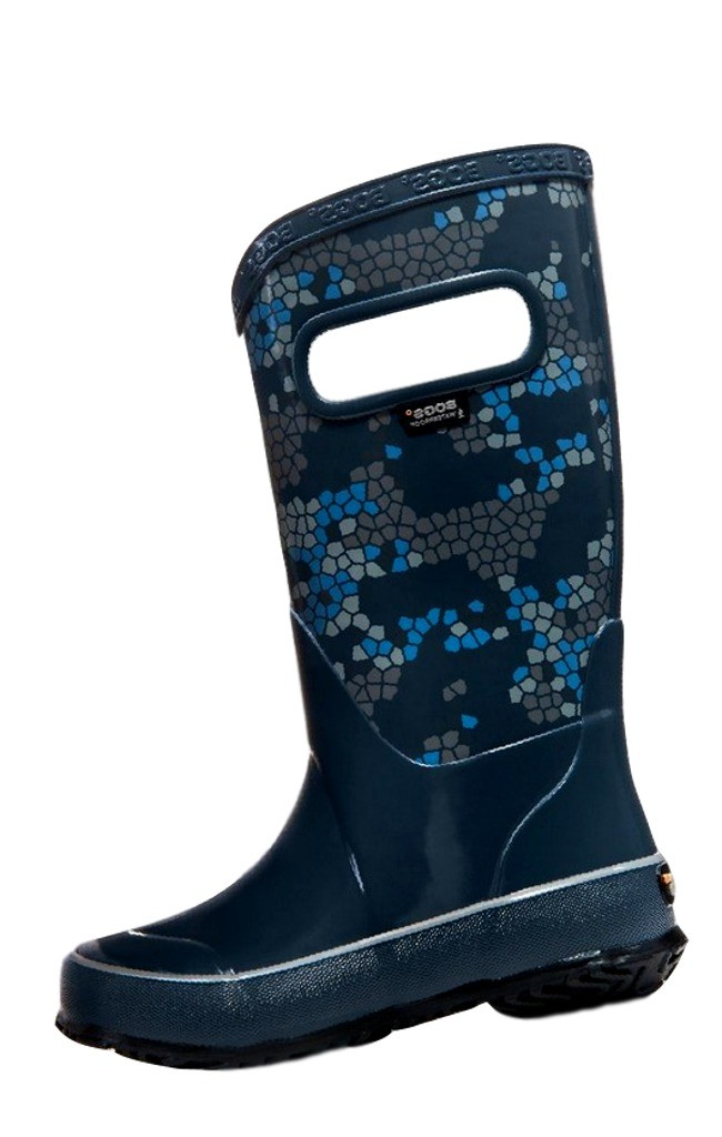 Bogs Muck Boots Boys Rain Boot Axel Waterproof Non Slip