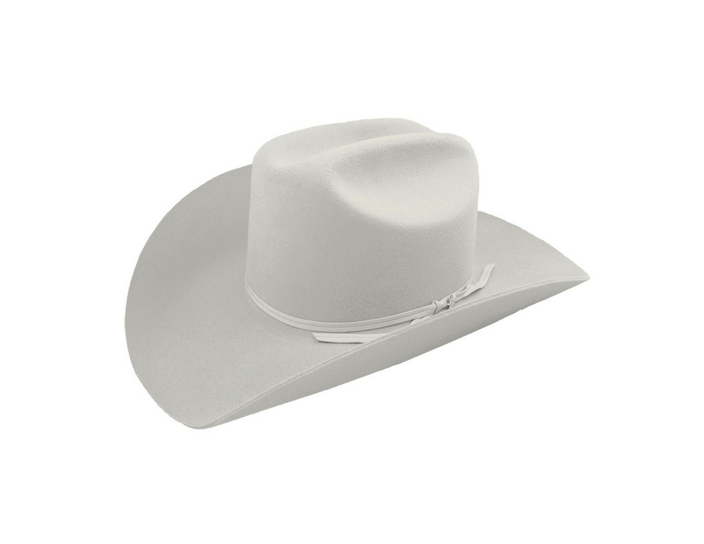 Bailey Cowboy Hat Mens Grosgrain Band Wool Cattleman