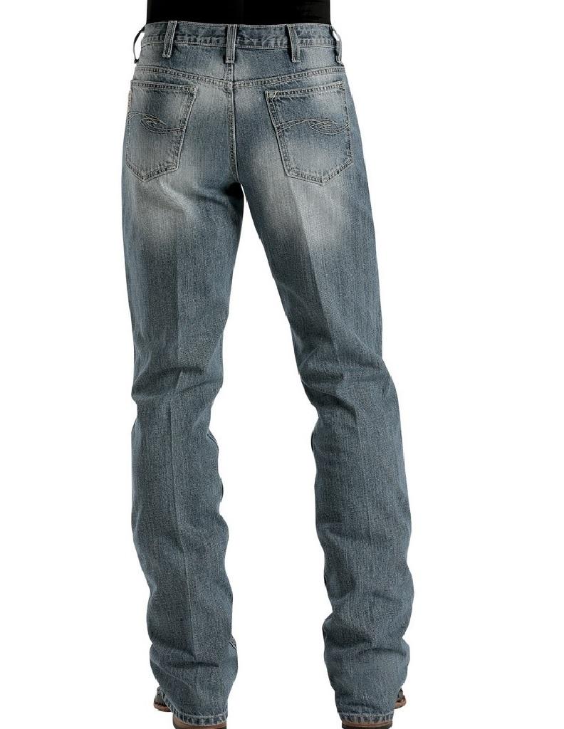 Cinch Western Denim Jeans Mens Dooley Dark Wash MB93034007 ... - photo#8