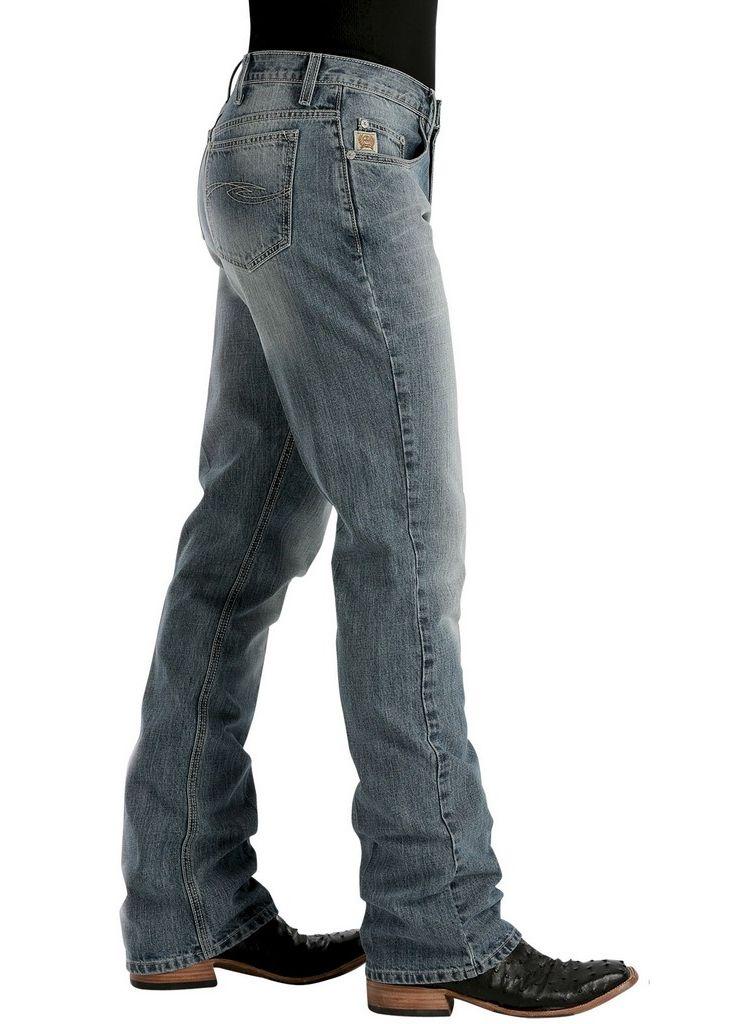 Cinch Western Denim Jeans Mens Dooley Dark Wash MB93034007 ... - photo#16