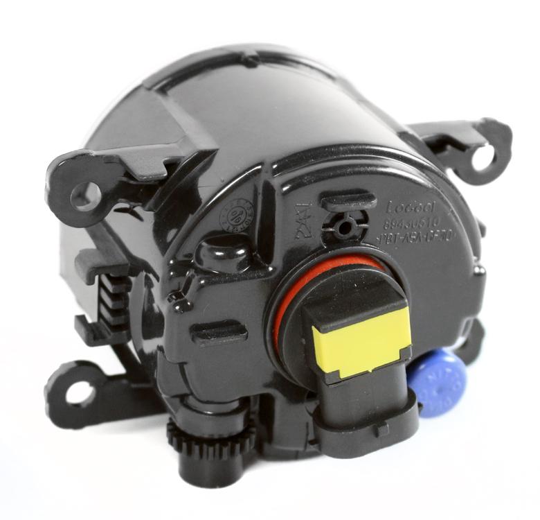 FRONT BUMPER CHROME DRIVING FOG LIGHT LAMP FOR RDX TL TSX