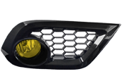 05 06 07 JEEP GRAND CHEROKEE BLACK SET HALO PROJECTOR DRL LED HEAD LIGHTS 25