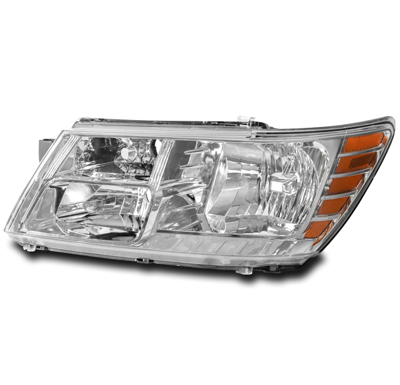 FOR 2009-2019 DODGE JOURNEY CHROME TRIM REPLACEMENT
