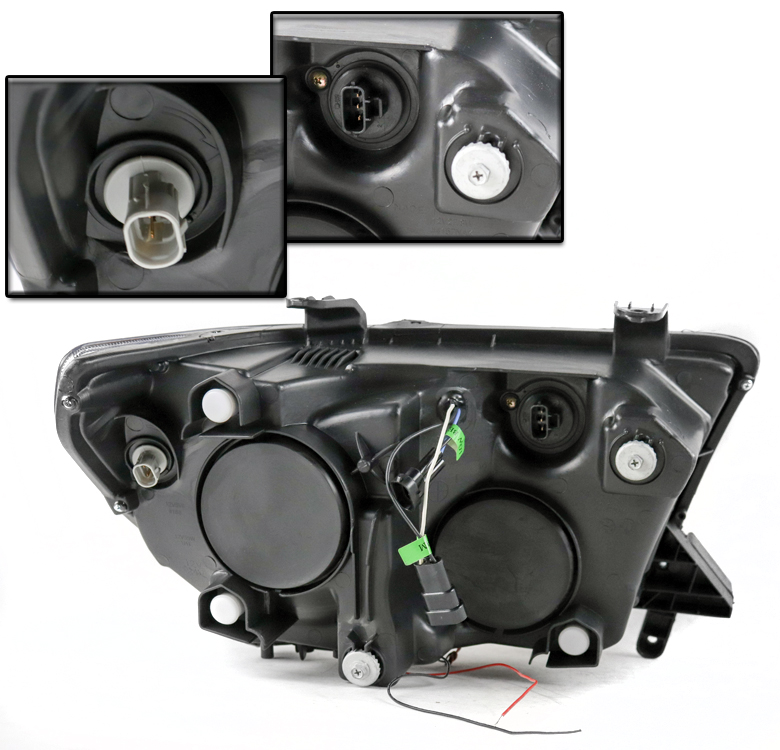 For 2007 2008  Sequoia Smoke Halo Projector