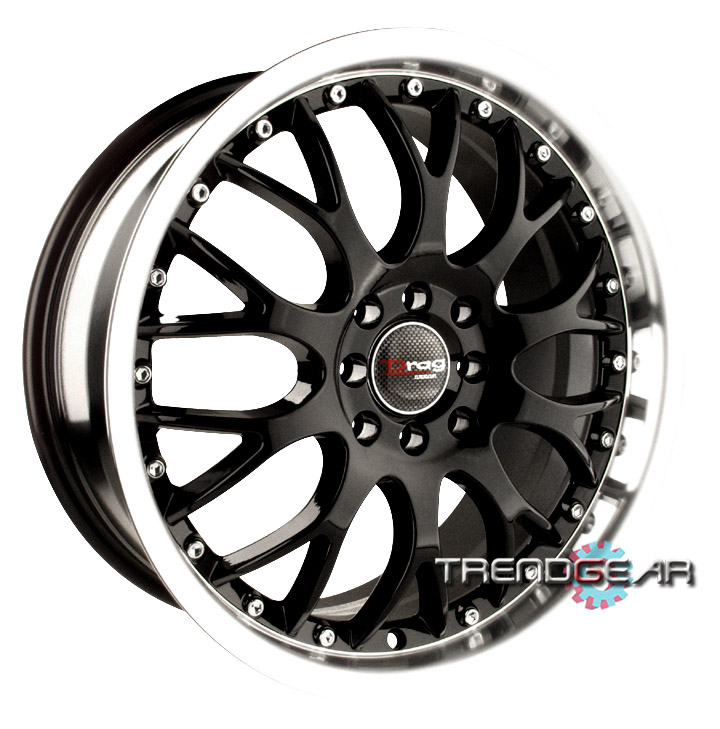 15 DRAG DR19 5 LUG WHEELS RIMS LEXUS IS300 GS300 SC300