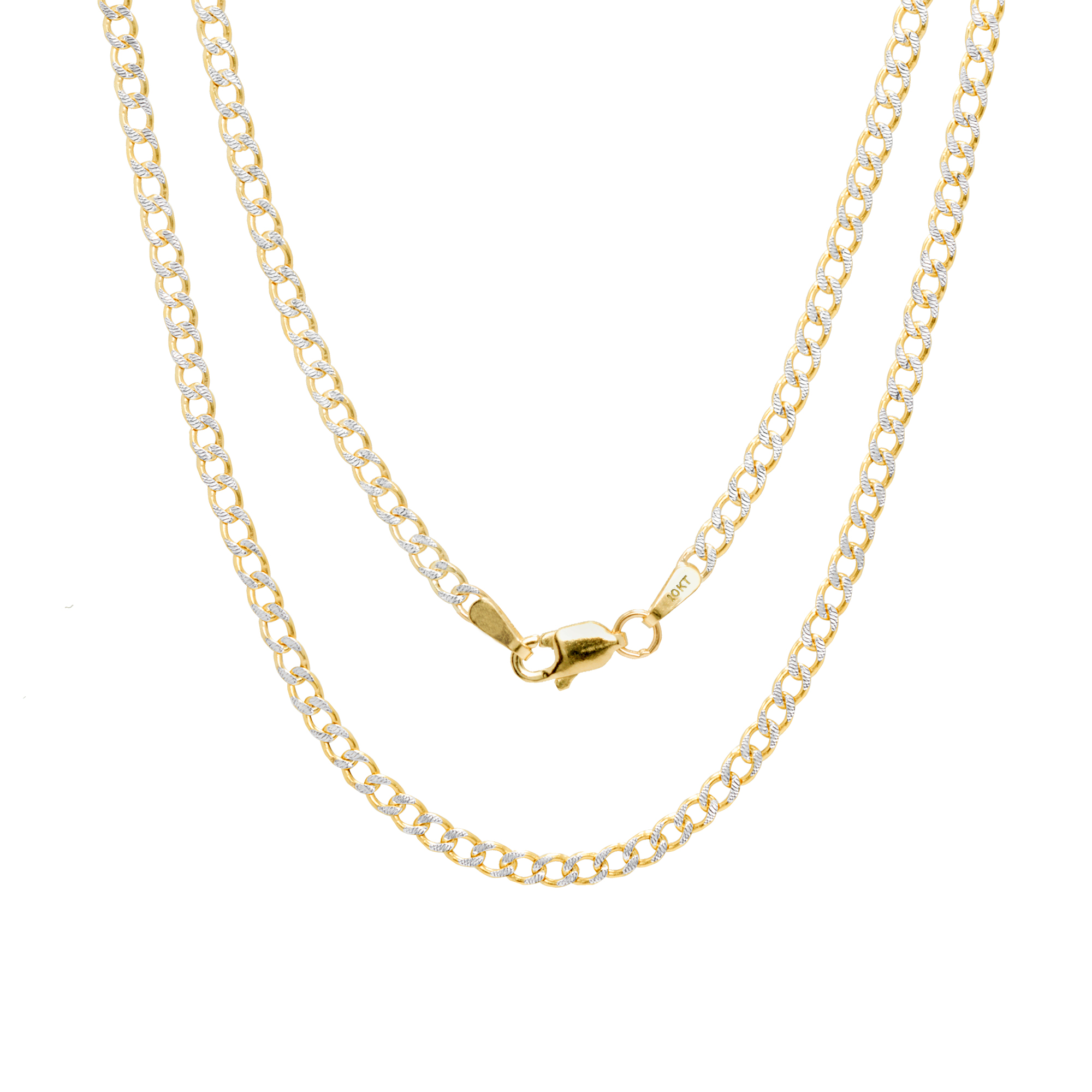 """Brand New 14K Yellow Gold Square Box Chain Necklace fine gift jewelry 2.6g 24/"""""""