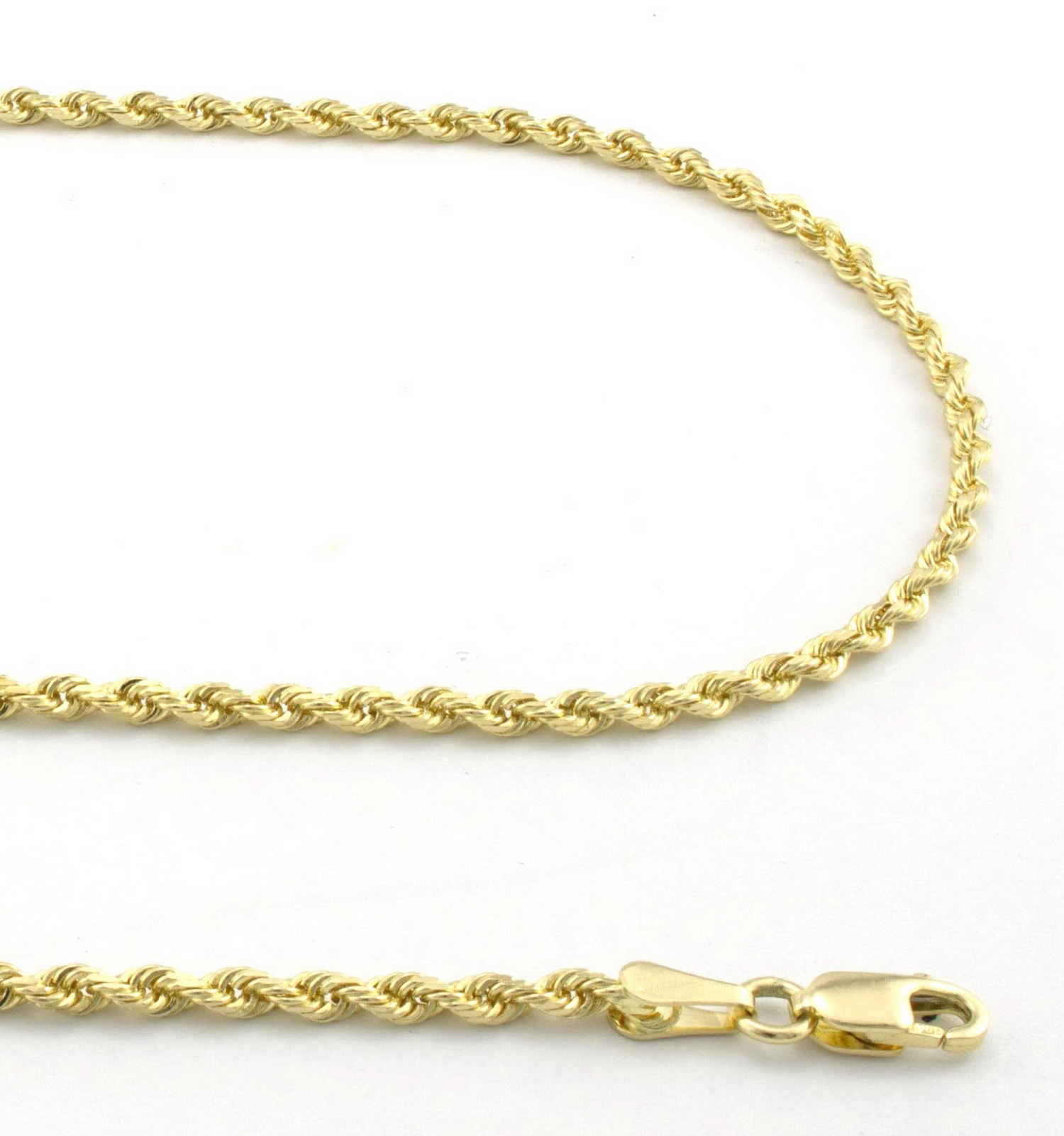 chain silver vermeil heart a bracelet link plated necklace anklet gold all sizes sterling solid