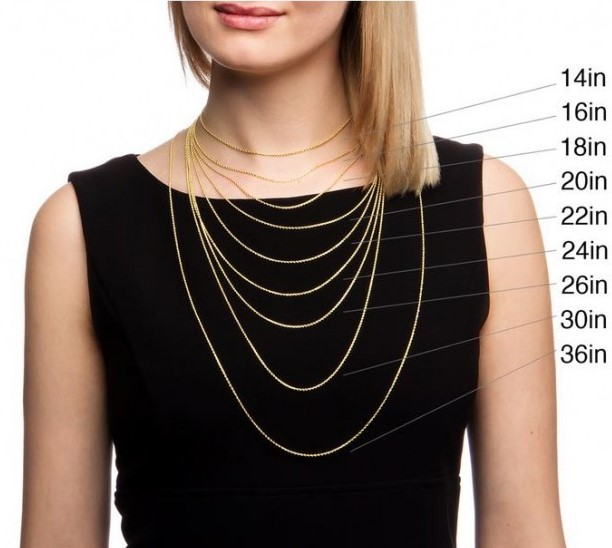 10K-Solid-Tri-Yellow-Rose-White-Gold-Thin-1-5mm-Valentino-Chain-Necklace-16-034-24-034 thumbnail 20