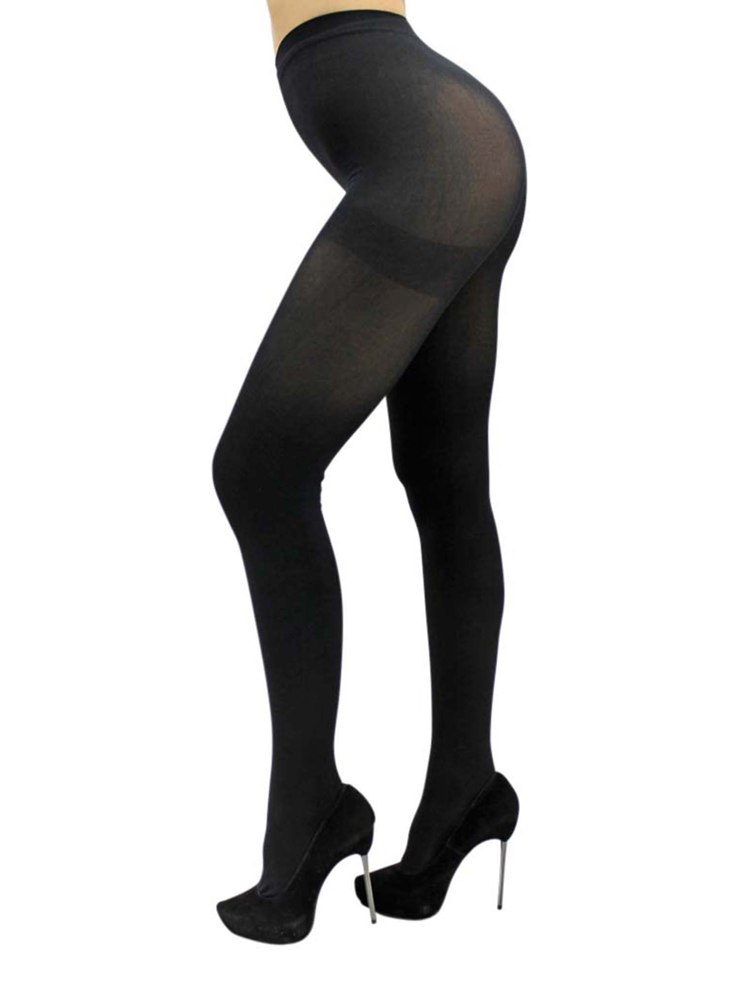 ca2cb5033bd STRETCHY-OPAQUE-PANTYHOSE-TIGHTS thumbnail 7