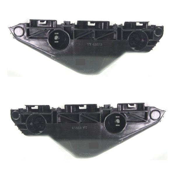 1Pair Front Bumper Side Retainer Bracket Support For Honda CRV 2012-2015