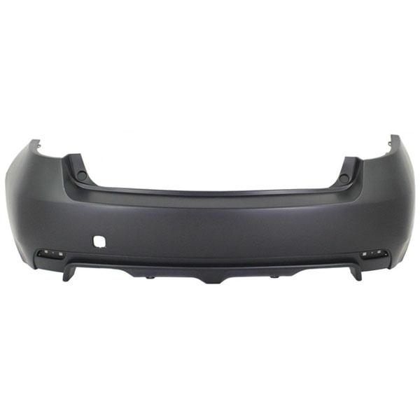 08 14 Impreza Wrx Rear Bumper Cover Facial Assembly Primed Su1100163 57704fg070 Ebay