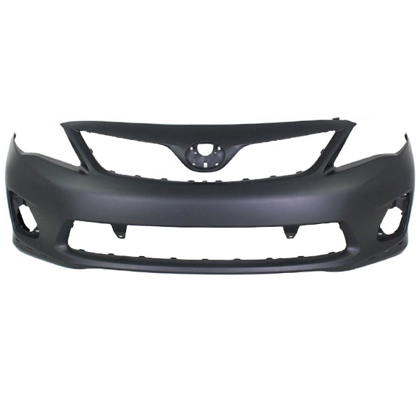 Rear Bumper Cover For 2011-2013 Toyota Corolla S//XRS Models USA Built Primed