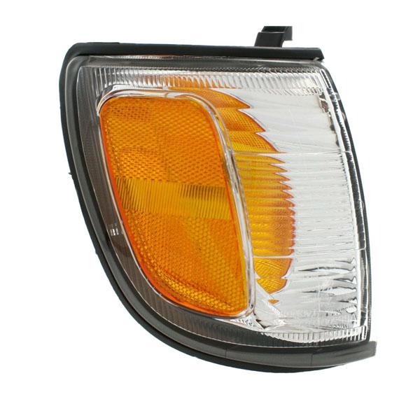 FOR TOYOTA 02 01 00 99 4RUNNER SIGNAL CLEAR LIGHT LAMP SET