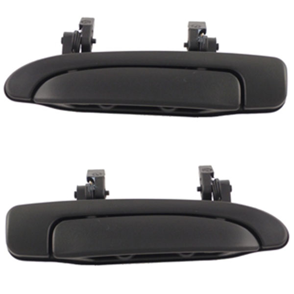 92-11 Crown Vic Front Outside Exterior Door Handle Left Right Side PAIR SET NEW