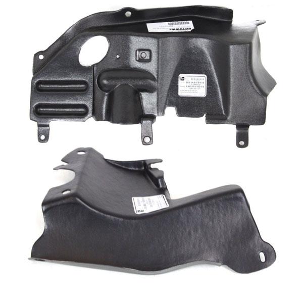 Splash Shield Front Left Side Fender Liner Plastic Rear Section for GRAND AM 99-05