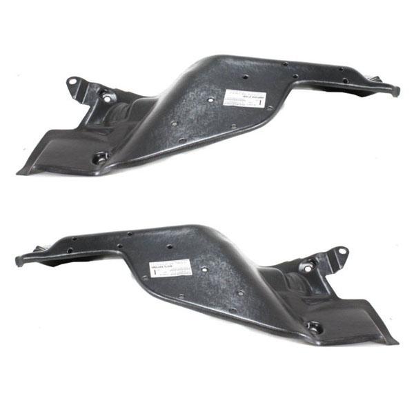 Splash Shield for Subaru Impreza 08-11 FRONT Left Side